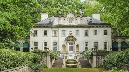 Swan House in Atlanta - part of Atlanta History Center