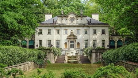 Swan House in Atlanta - part of Atlanta History Center
