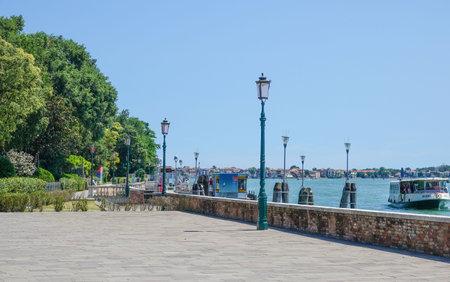 giardino: Relaxing Walk at Giardino area in Venice