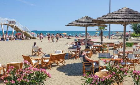 lido: Beautiful Lido Beach in Venice