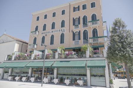 lido: Hotel Riviera on Lido Island in Venice