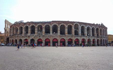 verona: World famous Arena of Verona