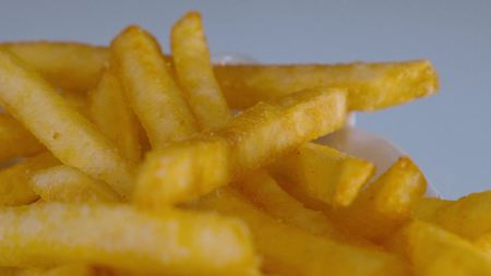 Golden French Fries - ready to eat