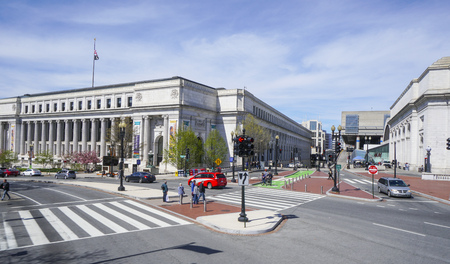 United States Post Office, Dorothy Height Branch in Washington - WASHINGTON DC - COLUMBIA