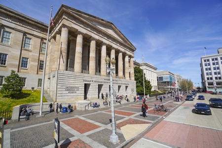 Smithsonian American Art Museum - WASHINGTON DC - COLUMBIA
