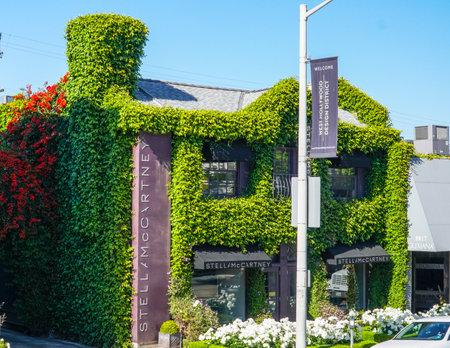 santa monica: Stella Mc Cartney in West Hollywood - LOS ANGELES - CALIFORNIA
