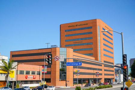 santa monica: Cedars Sinai Medical Center at La Cienega Blvd - LOS ANGELES - CALIFORNIA