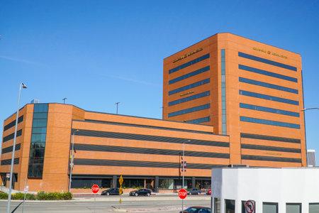 Cedars Sinai Medical Center at La Cienega Blvd - LOS ANGELES - CALIFORNIA