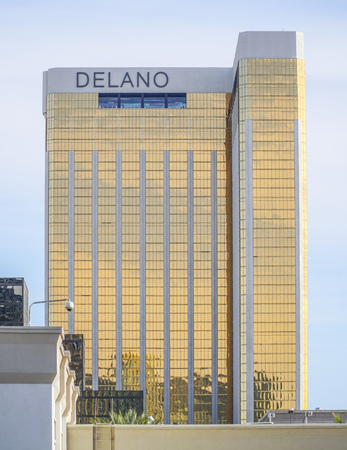 Delano Hotel in Las Vegas - LAS VEGAS - NEVADA - APRIL 23, 2017 Editorial