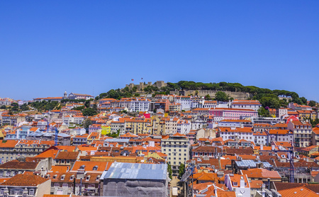 tagus: Over the rooftops of Lisbon