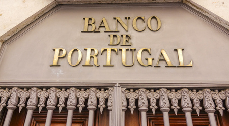 tagus: The bank of Portugal - Banco de Portugal