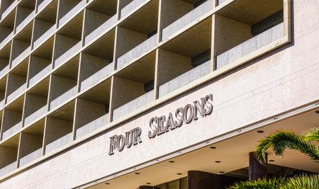 tagus: The Ritz Four Seasons Hotel in Lisbon