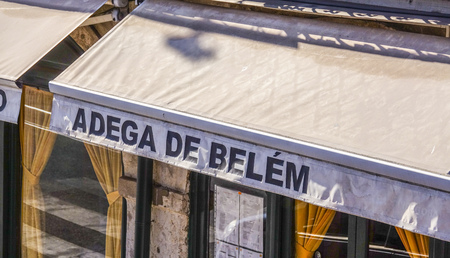 Small shop in Belem - a part of Lisbon