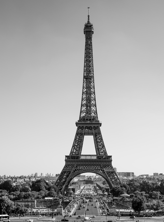 champs elysees: The beautiful and amazing Eiffel Tower in Paris