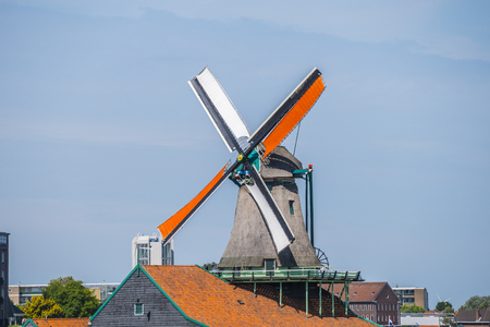 holland: Beautiful Windmill in Holland