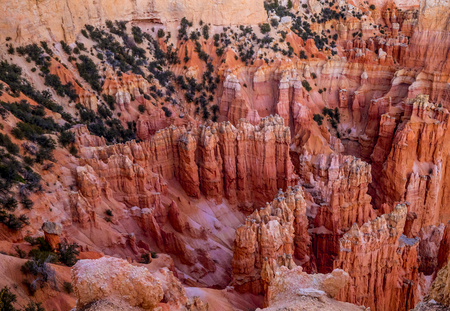 Most beautiful places on Earth - Bryce Canyon National Park in Utah
