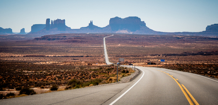 Monument Valley in Utah Oljato - travel photography