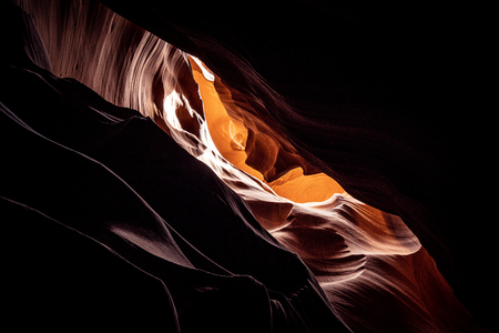 Upper Antelope Canyon in Ariziona