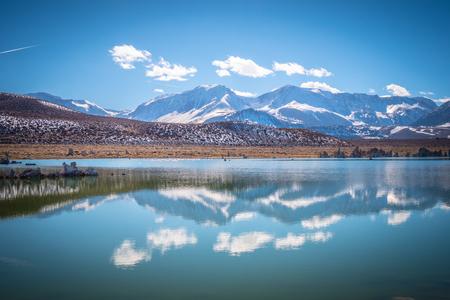 Mono Lake in the Eastern Sierra Nevada
