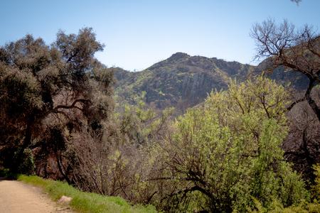 Malibu Creek State Park in Kalifornien