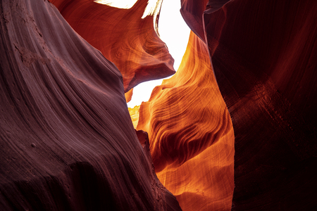 Antelope Canyon - amazing colors of the sandstone rocks
