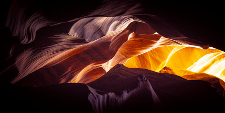 Beautiful Upper Antelope Canyon - travel photography