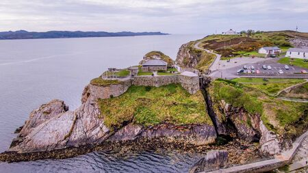 Fort Dunree at Dunree Head in Ireland