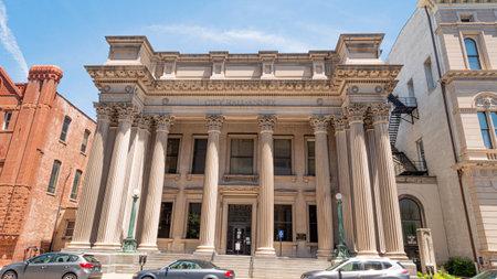 City Hall Annex Building in Louisville - LOUISVILLE. USA - JUNE 14, 2019