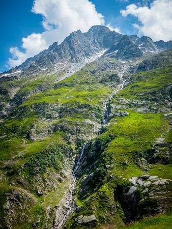 Amazing Switzerland with its beautiful landscapes and nature in the Swiss Alps Reklamní fotografie