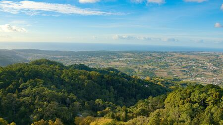 View over Natural Park of Sintra - travel photography