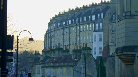 The Looking glass of Bath store in the city of Bath
