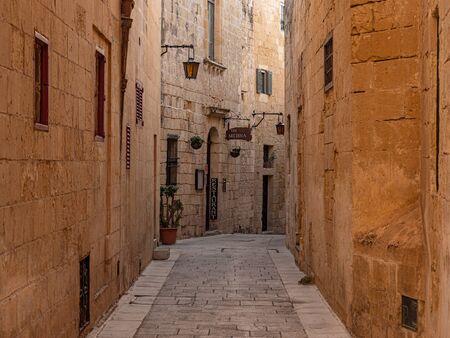 Wonderful Mdina - the ancient city and former capital city of Malta