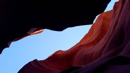 Lower Antelope Canyon in Arizona - travel photography