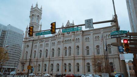 Masonic Temple in Philadelphia