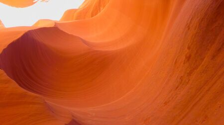 Antelope Canyon Arizona - a famous landmark - travel photography Stock fotó
