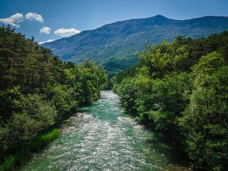 Wonderful nature of France - The Canyon of Verdon Reklamní fotografie