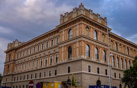 Academy of Fine Arts in Vienna - VIENNA, AUSTRIA, EUROPE - AUGUST 1, 2021