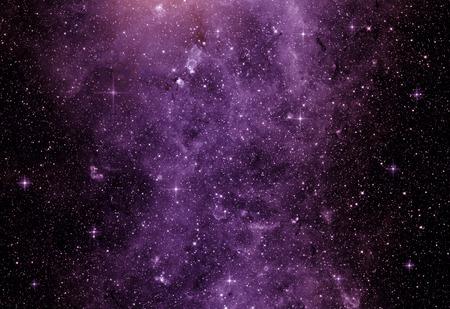 interstellar: image of stars in the galaxy.