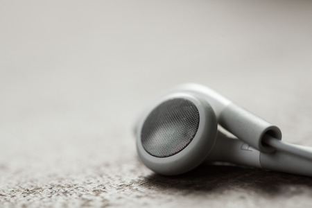 digital music: digital music white Headphones