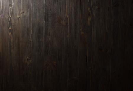 暗い木目のテクスチャ。背景古いパネル 写真素材