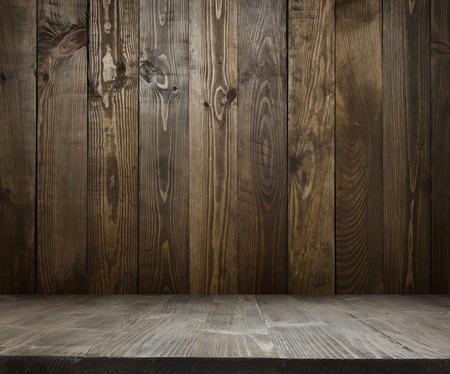 marco madera: textura de madera. paneles de fondo antiguo Foto de archivo