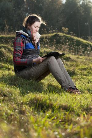 Bijbelstudie in het park