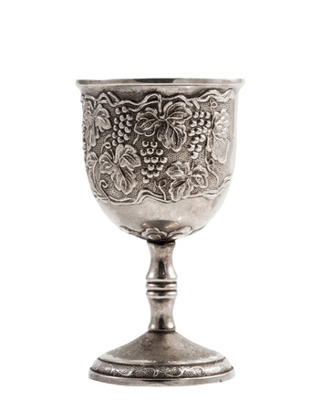 kiddush: Antique vine cup