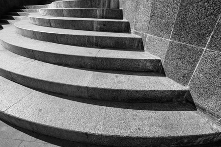 concrete form: Architectural design of stairs
