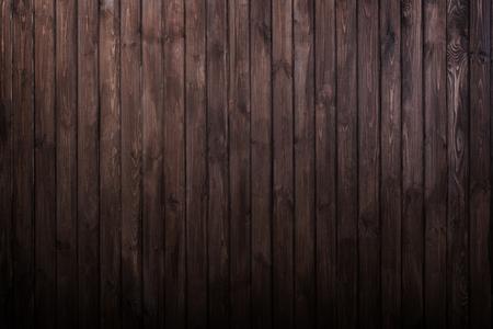 grunge houten panelen met een donkere bodem Stockfoto