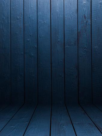 blue background: blue wooden board background