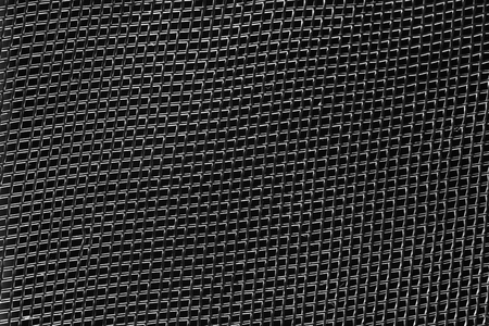 aluminium texture: abstract metal grid background
