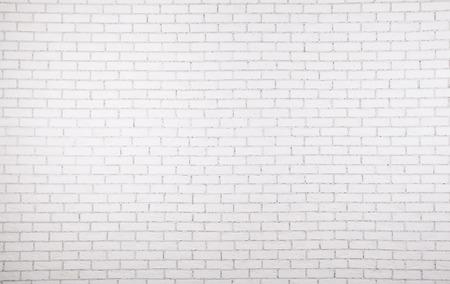 Texture muro bianco di mattoni