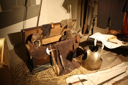 medieval weapons: Medieval Weapons  Turin, Italy