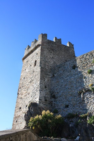 impervious: The Fenis Castle  Aosta Valley, Italy